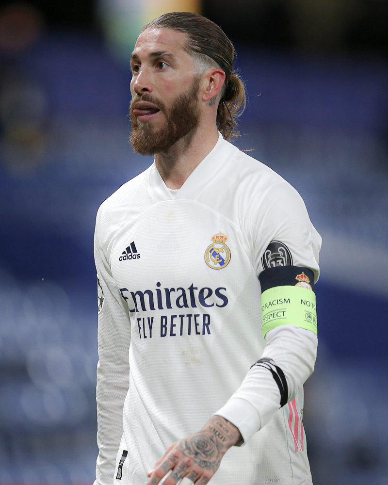 Man City are considering offering Sergio Ramos a two-year deal,