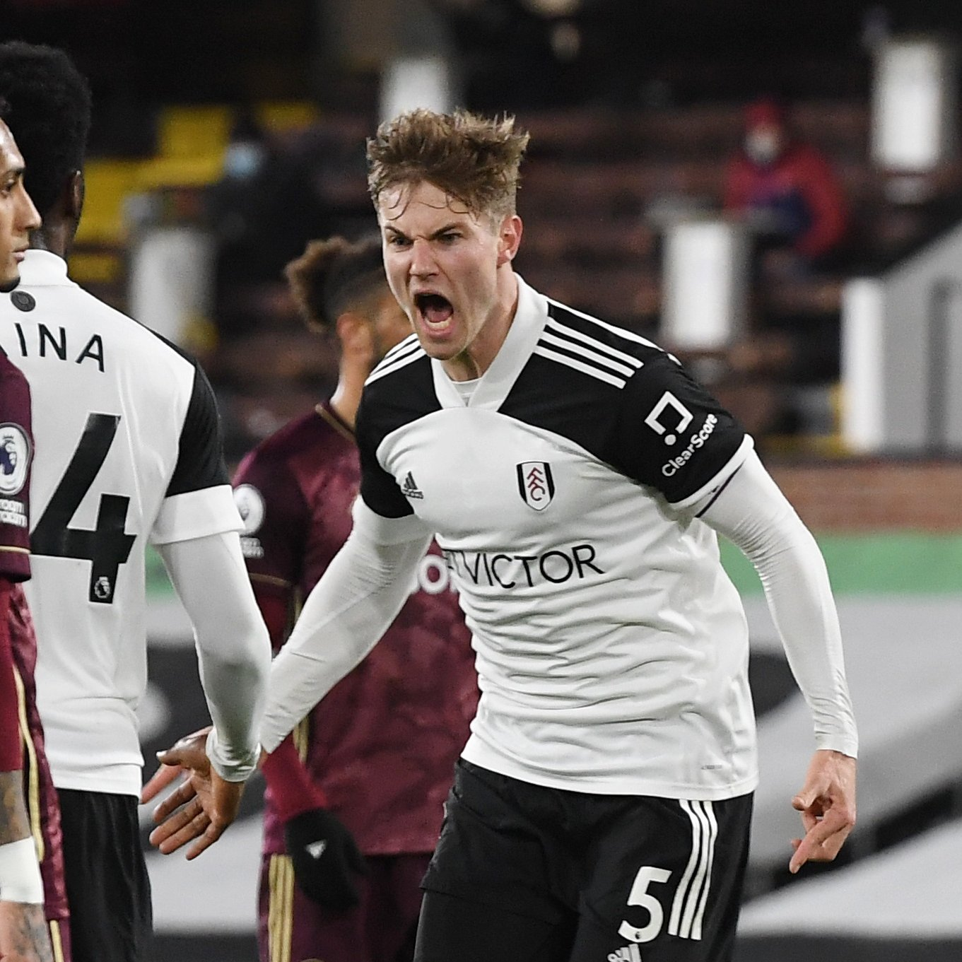 Tottenham are interested in signing Joachim Andersen from Lyon this summer